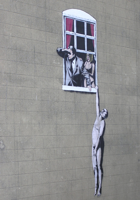 Banksy.in .bristols.park .street.arp  And the winner is…