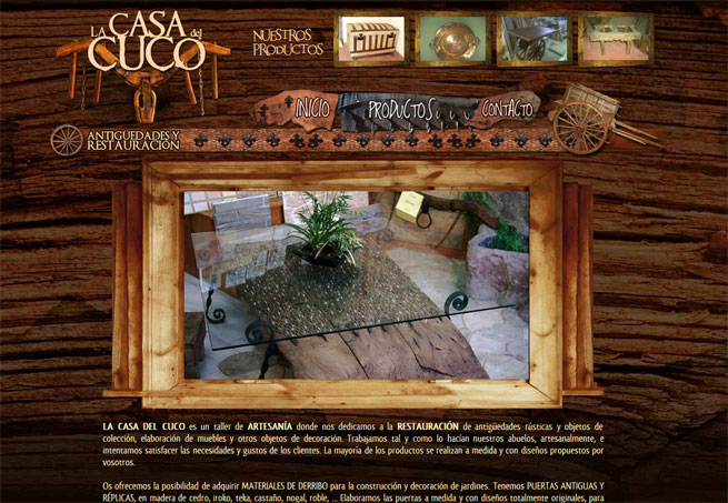 lacasa2 Nueva Web Autogestionable
